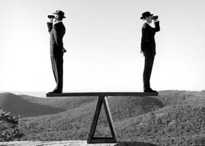 Objectivity = the balance of subjectivity? - Google Images