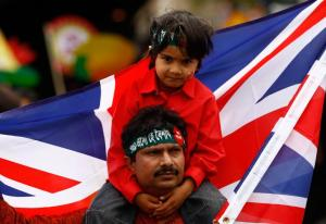 Bangladeshis celebrating Bangla New year in Britain- Google Image