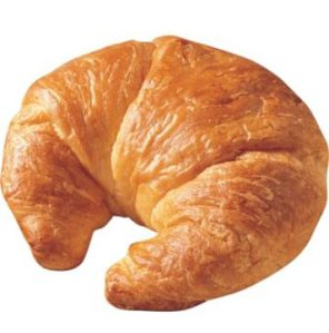 The humble croissant is assumed to be of French origin - Google Images