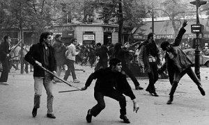 Student riots in Paris (1968) - Google Images