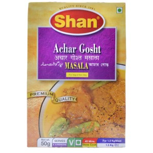 My favourite Shan masala; an easy way to prove my pseudo-Pakistani-ness - google images