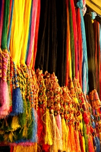 The colours of Pakistani culture are intoxicating to me - google images