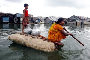 Climate Change is very much a reality in Bangladesh - Google Images
