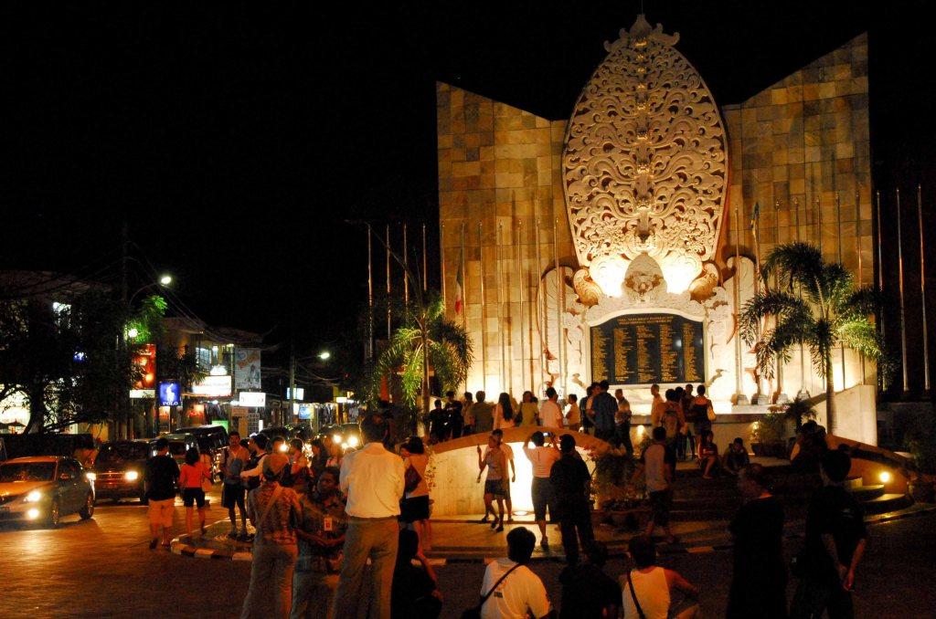 Bali Bomb Memorial, Legian Road, Kuta