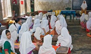 Young female madrasa students--Google Image