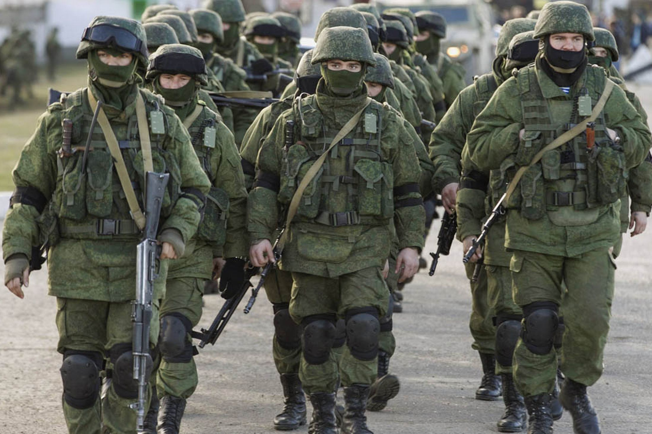 Russian Army And The Russian 23