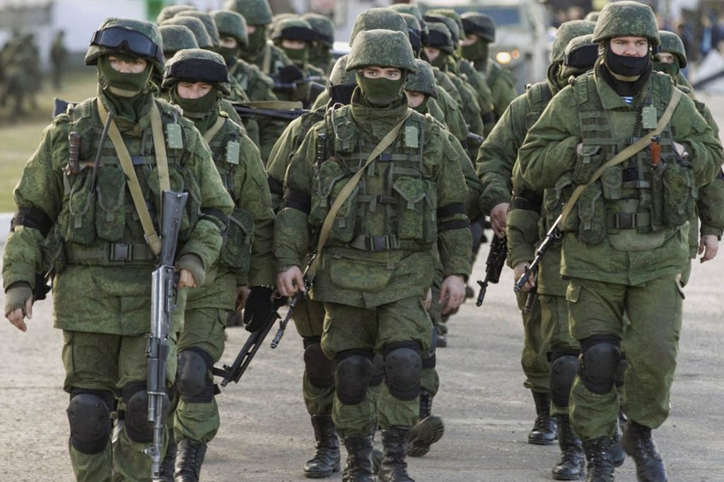 Russian Army-Google Image