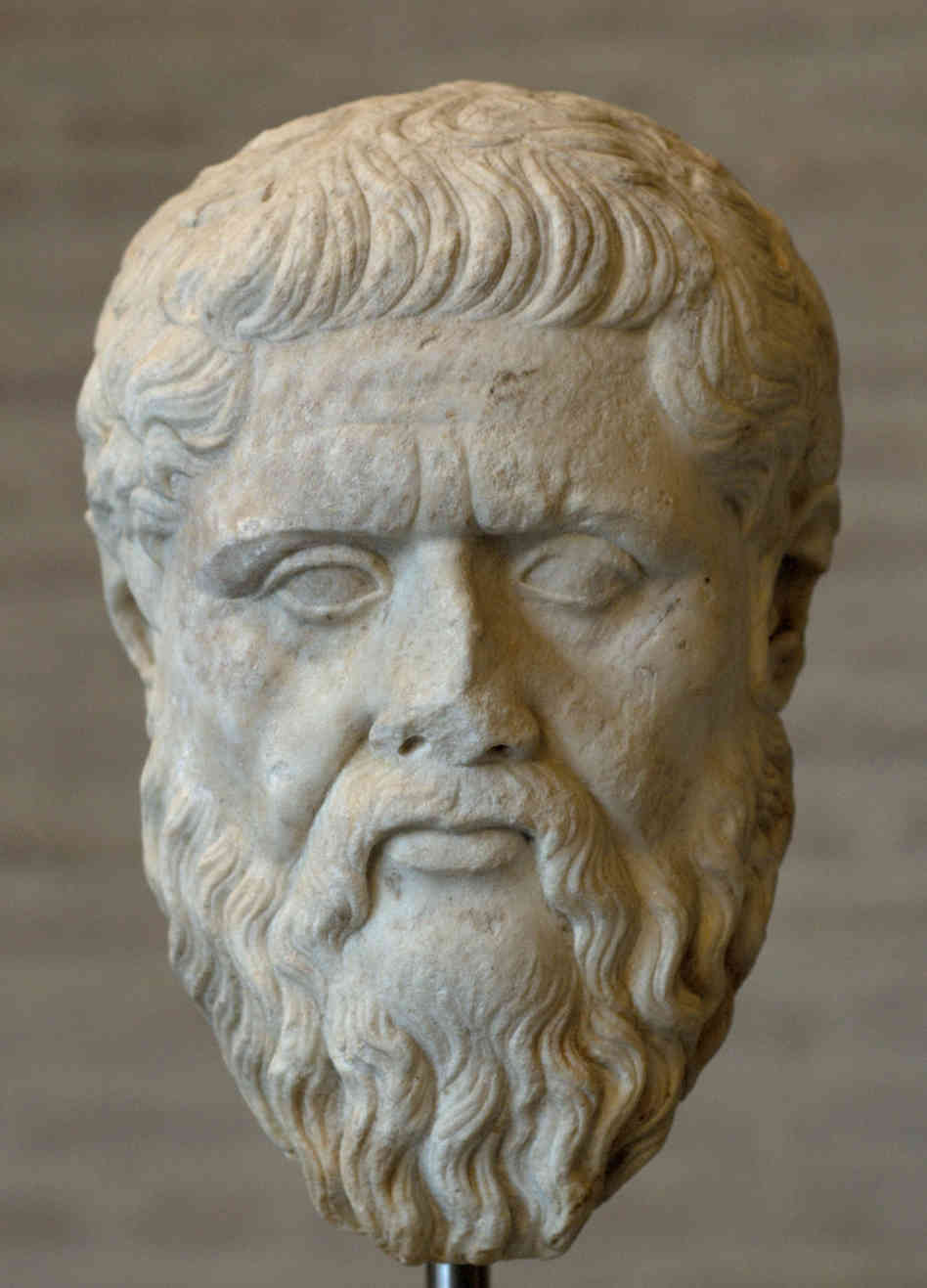Plato, a philosopher from classical Greece & an influential figure in Western philosophy - Google Images