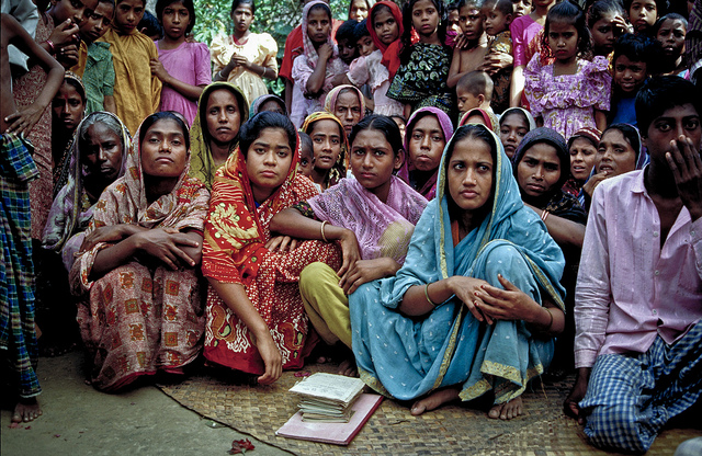 Civil society organisations and NGO's have been crucial in encouraging women to enter politics - Google Images