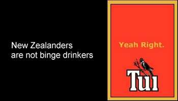 New Zealand's notorious drinking problem - Google Images