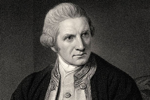 Captain James Cook  sighted New Zealand on the 6th October 1769, and landed at Poverty Bay two days later - Google Images