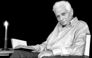 Jacques Derrida was one of Sokal's main targets.