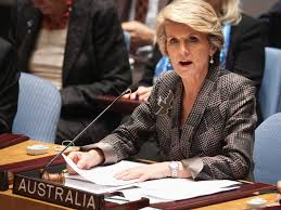 Julie Bishop at UNSC