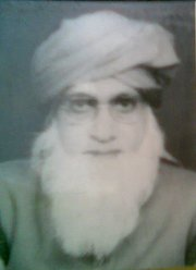 "Maulana Ilyas was the founder of 'Tablighi Jamaat"" movement- Google Image"