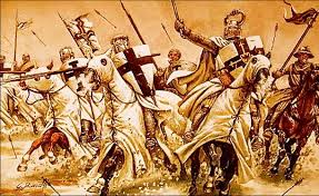 The Crusaders: The majority of contemporary Christians would like to forget that these people also considered themselves Christian. Source: Google Images