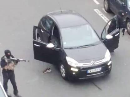 Chartlie Hebdo attacks