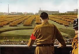 Hitler rally