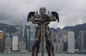 Hong Kong Transformers