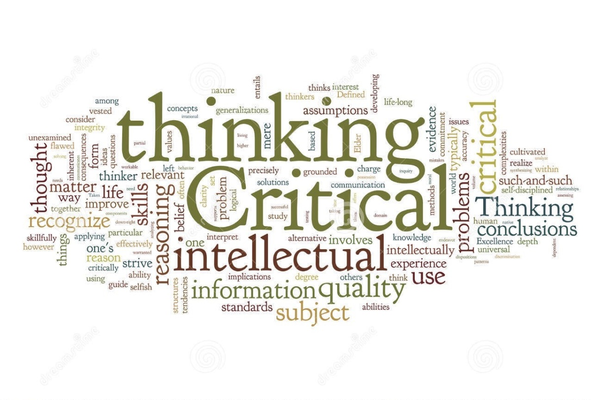 """skepticism as a logical thought process And the processes of critical thinking the difference between skeptical thinking and scientific thinking"""" with """"what happens when skeptical thinking and."""