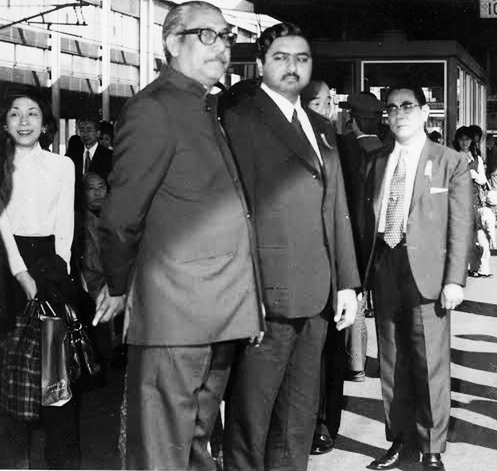hossain and Mujib